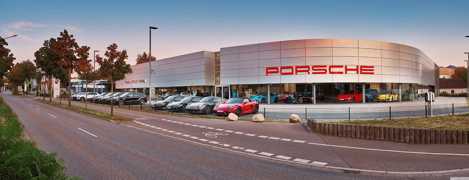 Porsche Centre Freiburg